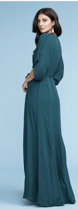 Perfect Connection Wrap Dress - Preorder