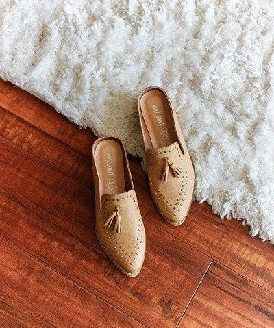 Adiline Leather Loafer
