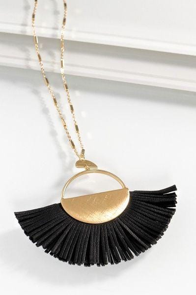 Fringe Benefit Necklace - Final Sale