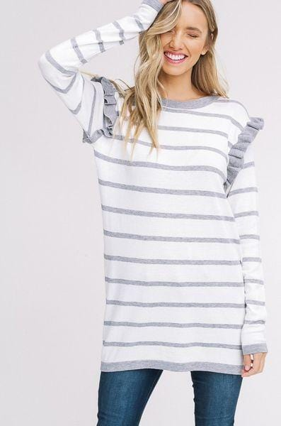 Everly Sweater Dress -Final Sale