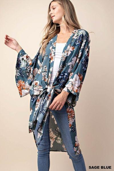 Flower Child Kimono - Final Sale