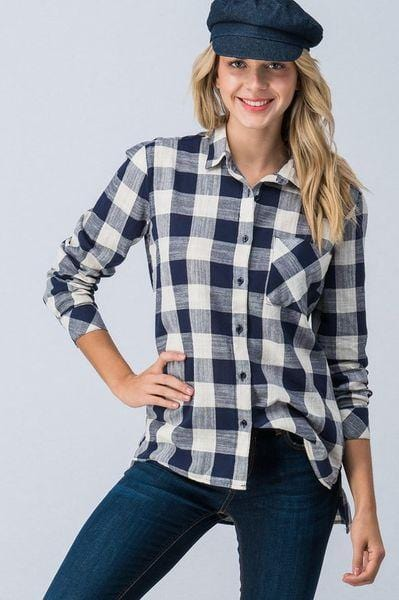 Back Woods Button Down - Final Sale