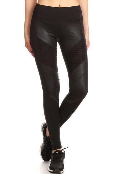Clone Moto Leggings - Final Sale