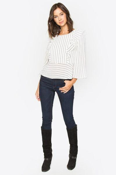 Wildfox Striped Top