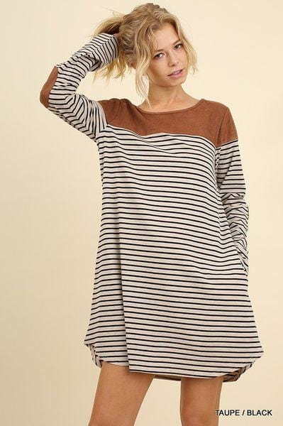 Paige Pocket Tee Dress - Final Sale