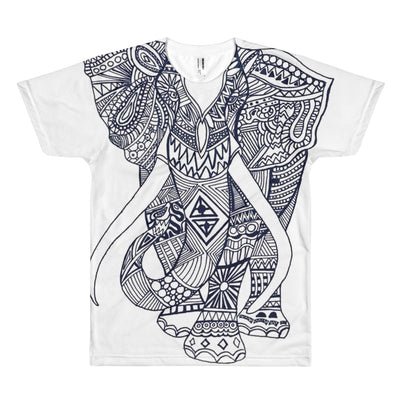 ELEPHANT ALL OVER PRING TEE