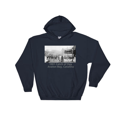Catch of Day 1901 Hoodie