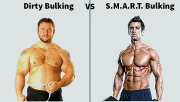 Setting S.M.A.R.T. Goals for YOUR Fitness Goal: Bulking