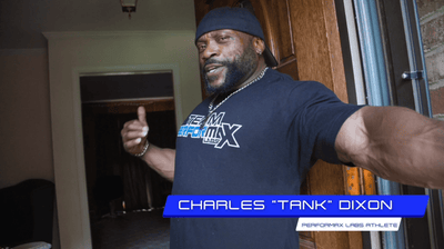 Charles 'The Tank' Dixon is preparing for the 2018 Mr. Olympia Part 1 of 3: A Day of Meal Prepping