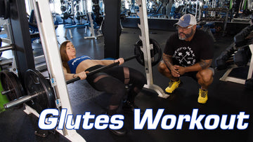 Coach's Corner with Dr. Trey Hodge - Glutes | PerforMax Labs