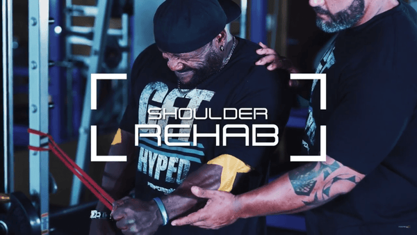 The Best Shoulder Rehab Exercises From Team Performax