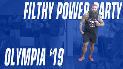 Olympia '19 Filthy Power Party | Brandon Allen
