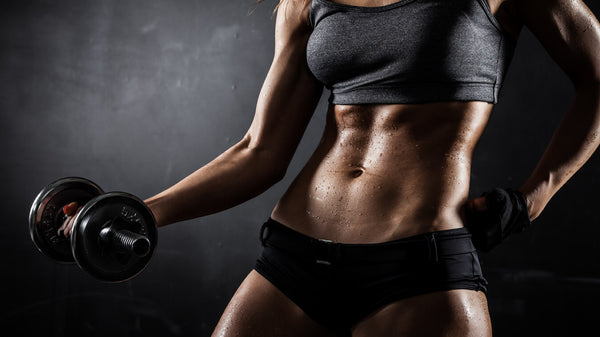 Female Fitness - The Truth About Lifting Weights