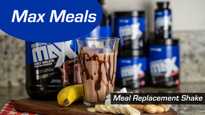 Max Meals Meal Replacement Shake | Performax Labs