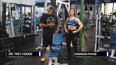 Morgan Payne's Shoulder Workout with Dr. Trey Hodge