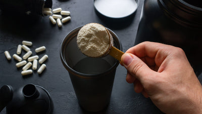 The Top 5 Pre Workout Ingredients: Caffeine
