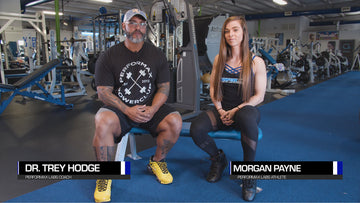 Coach's Corner with Dr. Trey Hodge & NPC Competitor Morgan Payne | Women's Nutrition