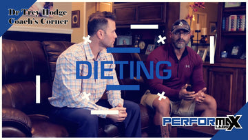 Coach's Corner with Dr Trey Hodge - Reverse Dieting