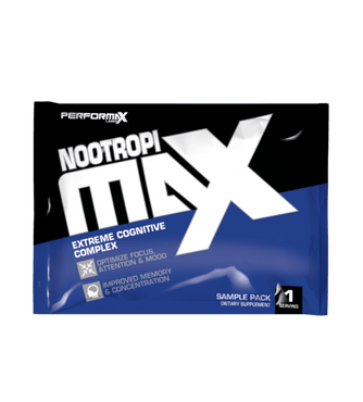 NootropiMax Sample Packet - PerformaxLabsTest