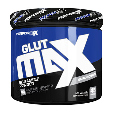Glutamine - the most abundant amino acid in the body | GlutMax - Performax Labs
