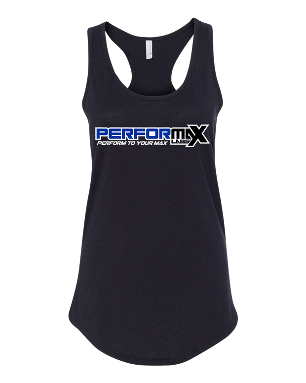 Womens Performax Logo Tank