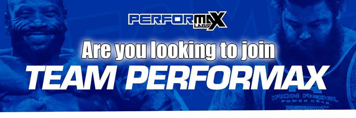 Lookin t join Team Performax