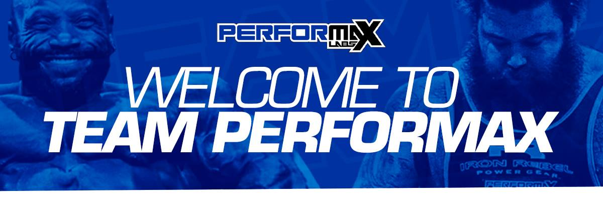 Welcome To Team PerforMax