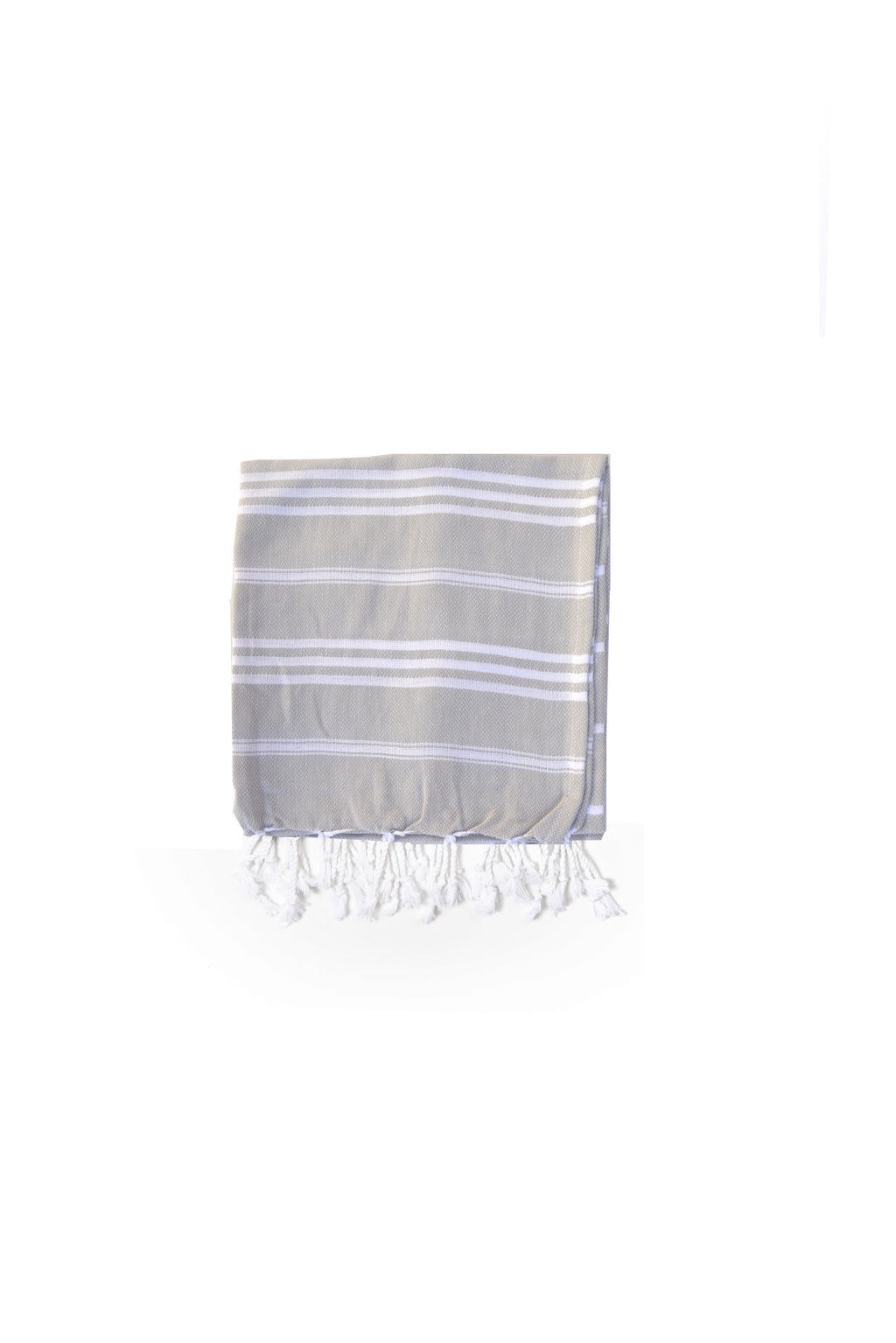 Grey Hammam Hand Towel
