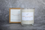 Bamboo and Olive Blossom Soy Wax Candle