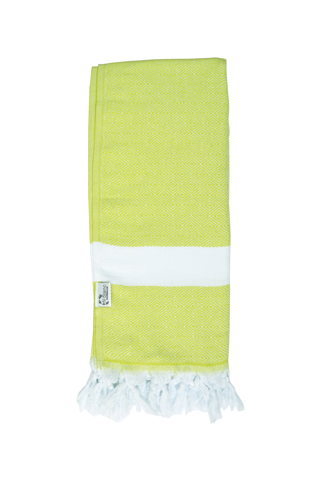 Reef Hammam Towel - Green