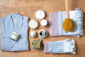 Hammam Towel Set