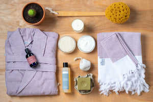 Hammam Towels Set