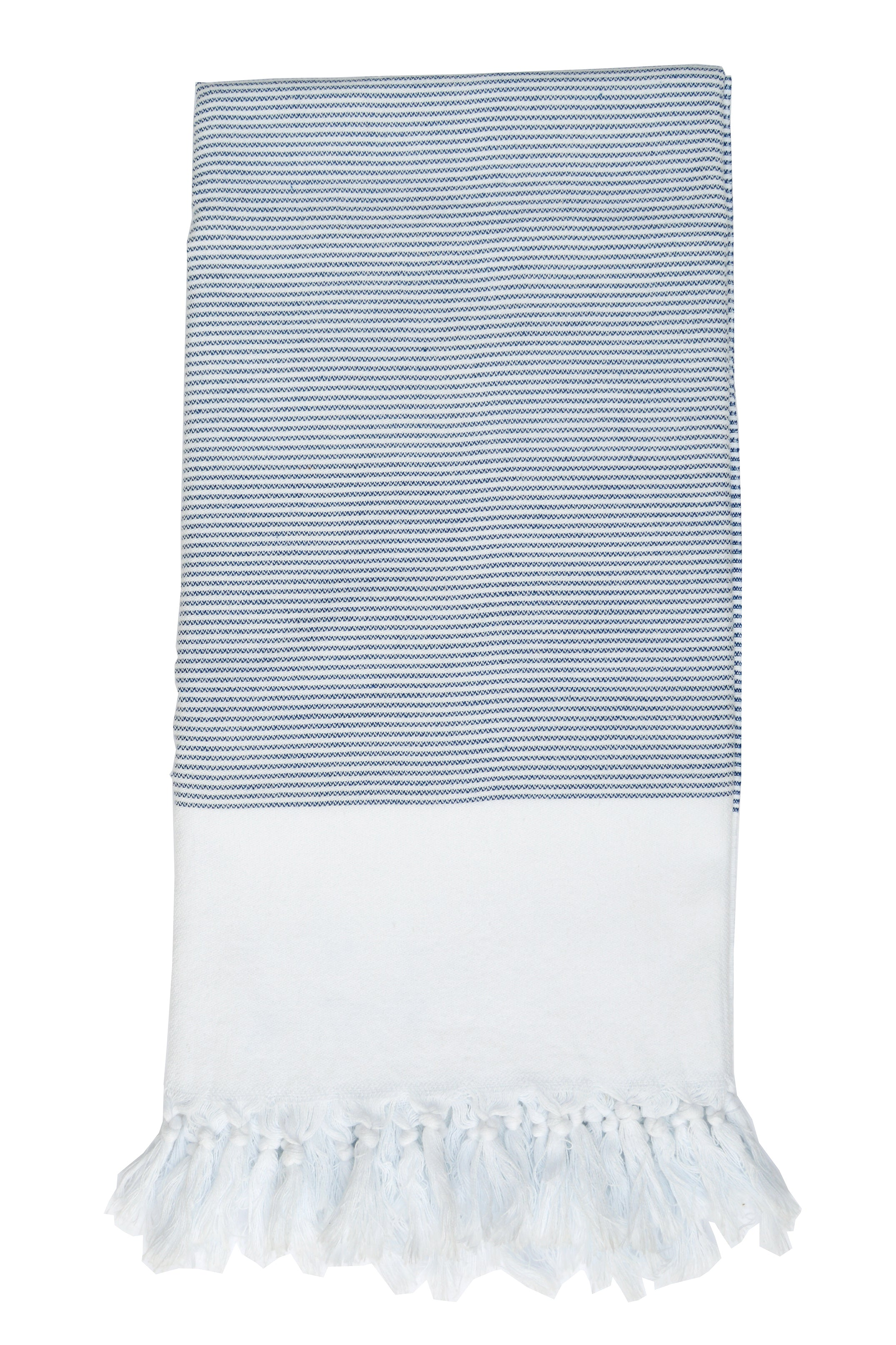 Gummo Hammam Bath Towel - Navy