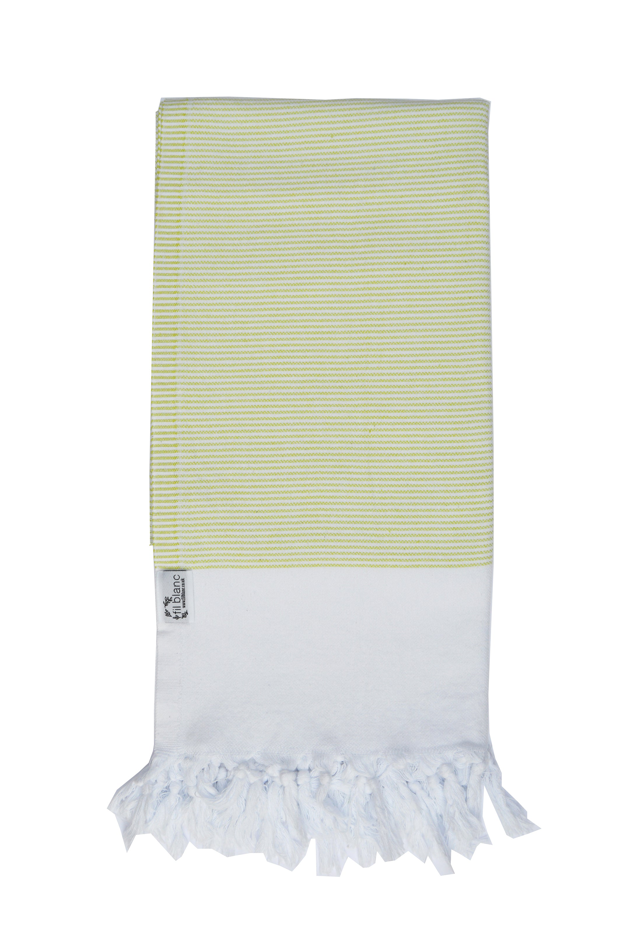 Gummo Hammam Bath Towel - Green