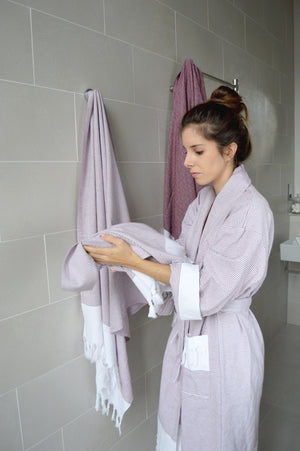 Turkish Hammam Hand Towel Set