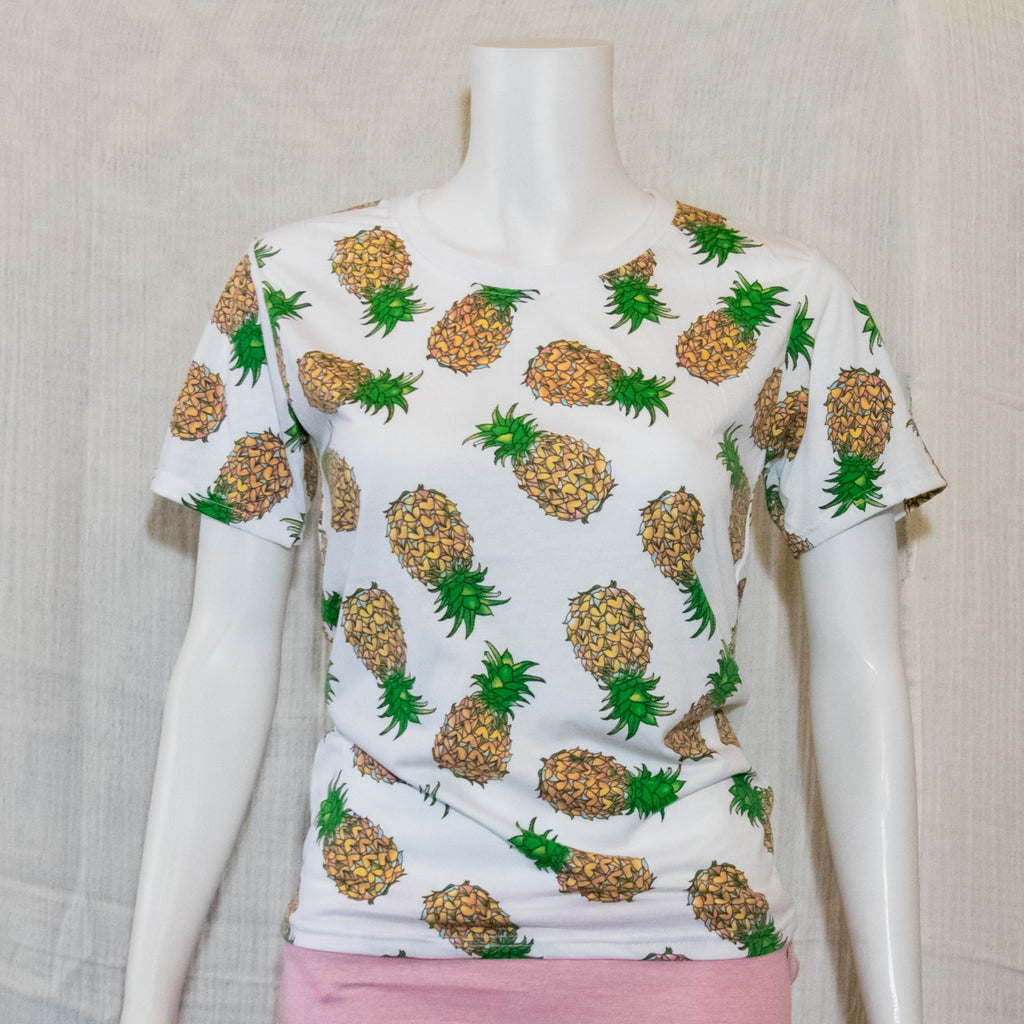 Pineapple #2  Fruit Tees