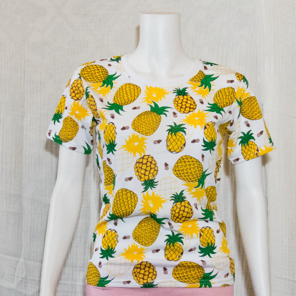 Pineapple #3  Fruit Tees