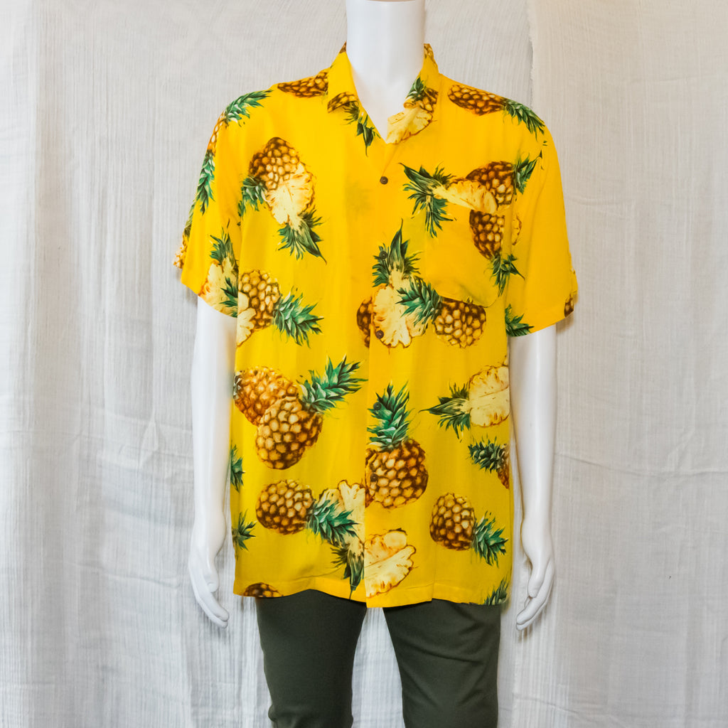 Tropical  L/ XL Hawaiian Button ups
