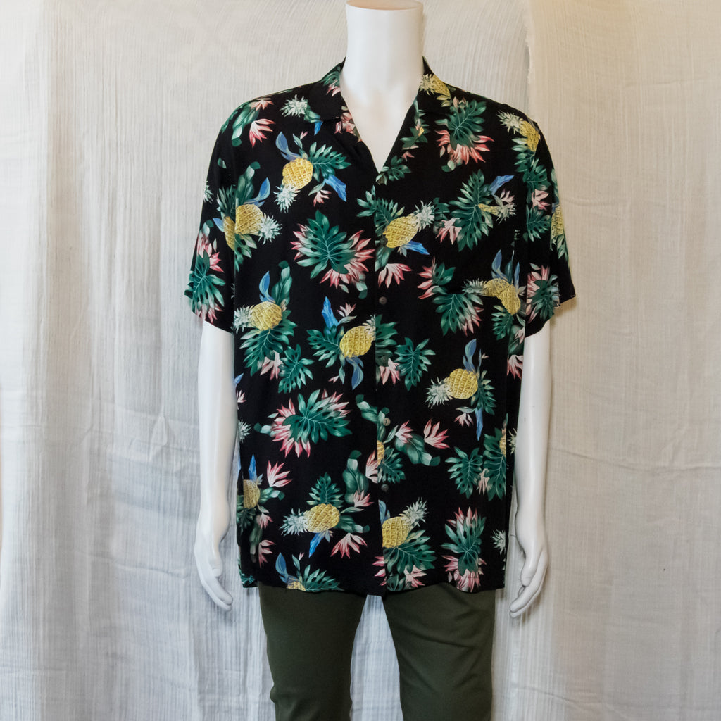 2XL / 3XXL Hawaiian Button ups