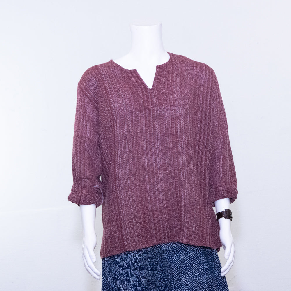 Soft Cotton Long Sleeve Shirt