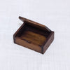 Small Rectangular Wooden Box