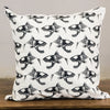 Rock Graphic Pillow Cover | Piranha