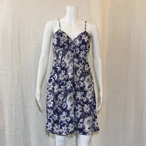Julie Dress | Leaves