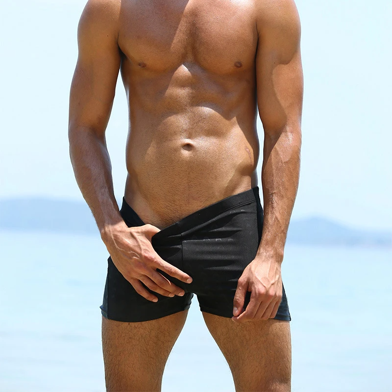 Men's Classic Swim Trunks (Two pieces)