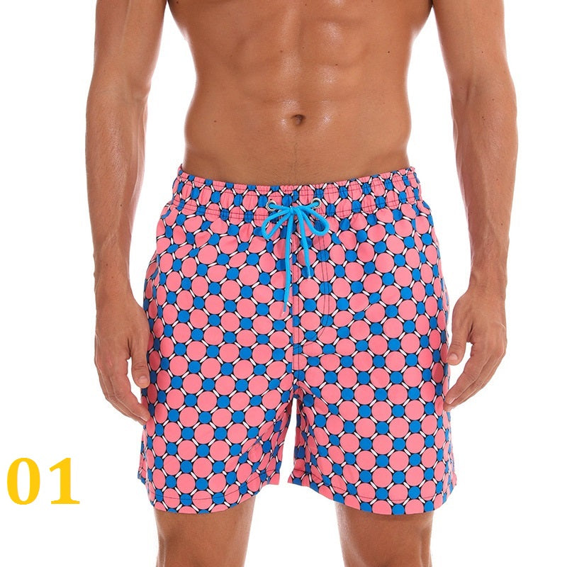 Colorful Young Beach Shorts