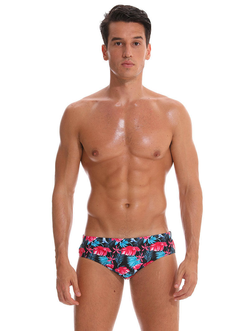 Men's Nature Swim Briefs (Three Pieces)