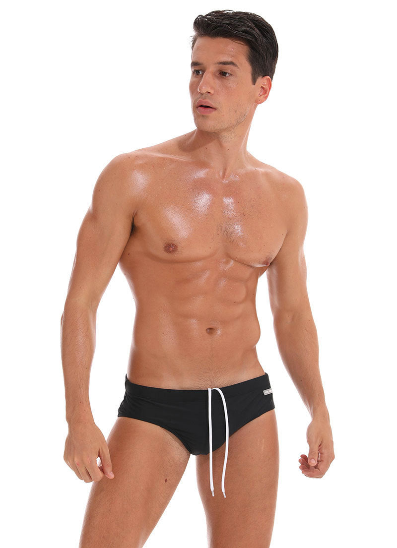 Men's Pure Color Swim Brief