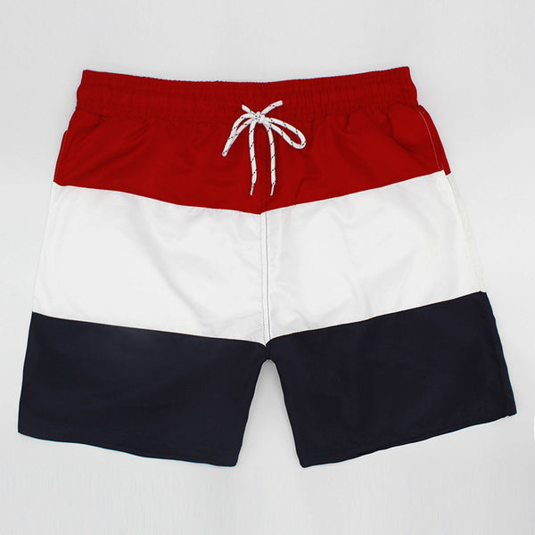 Stripe Beach Short