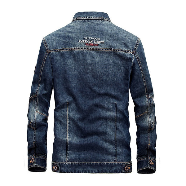 2019 New Denim Jacket