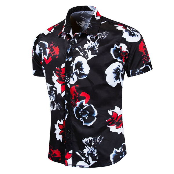 Gecman™️ Flowers Shirt (DESIGNED BY KENZO)